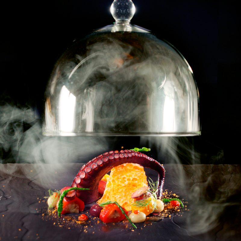 Συνταγή χταπόδι με ελιές Μιχάλη Ντουνέτα